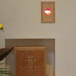 カトリック須賀川教会 聖体ランプ/わたなべ工房制作