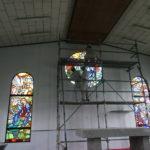 カトリック観音寺教会パネル