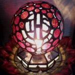カトリック白河教会聖体ランプ/わたなべ工房制作